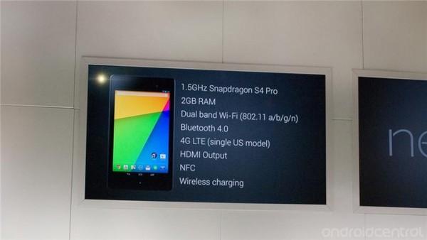 Nuovo Nexus 7: Primo video promo