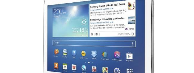 Samsung Galaxy Tab 3: Data uscita e prezzi in Italia