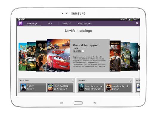 Samsung Galaxy Tab 3: Prezzo in Italia