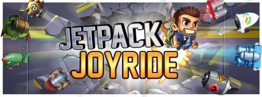 Trucchi Jetpack Joyride su Android