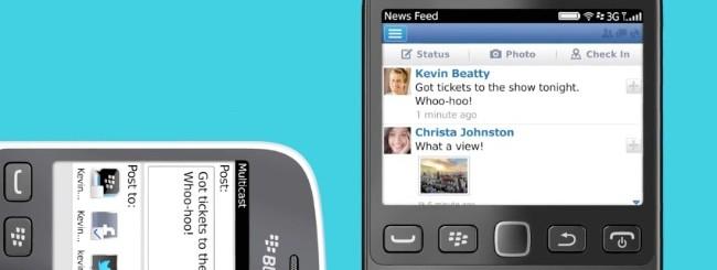 BlackBerry 9720: Caratteristiche tecniche
