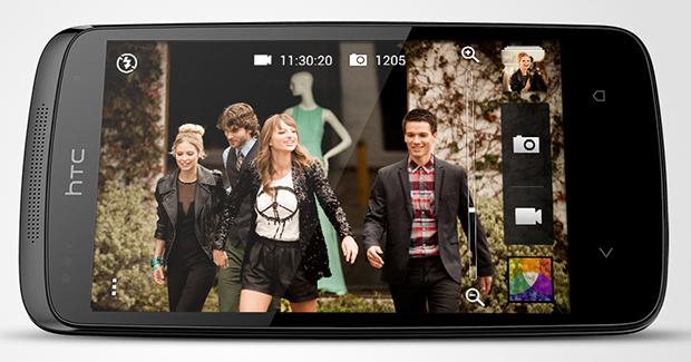 HTC Desire 500: Uscita in Italia e prezzo ufficiale
