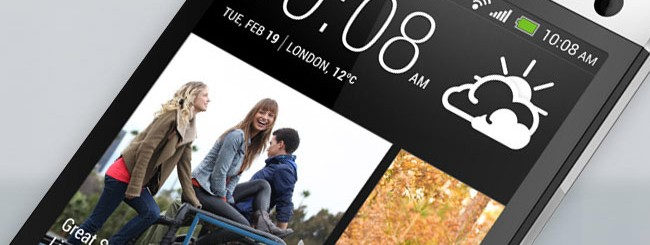 HTC One Max e l'immagine ufficiosa