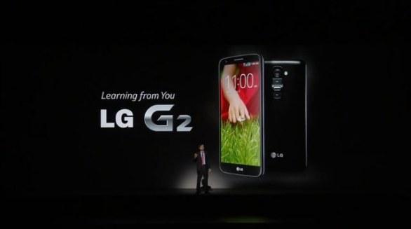LG G2: Scheda tecnica e caratteristiche ufficiali