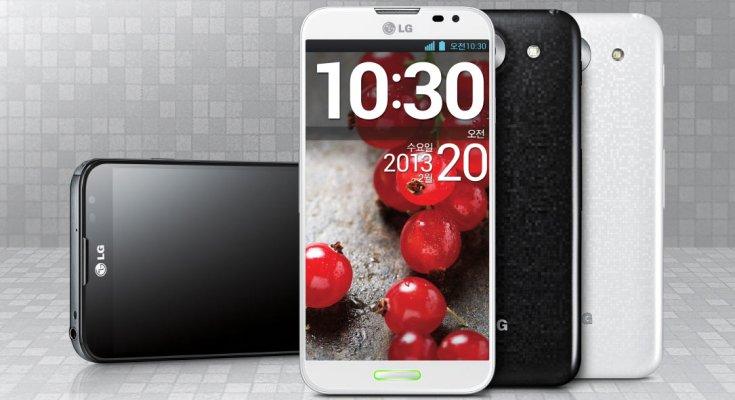 LG Optimus G Pro: Scheda tecnica, prezzo e video