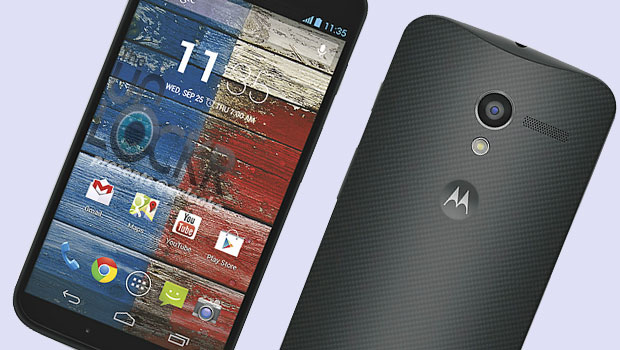 Motorola Moto X: Video Hands-on
