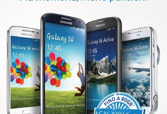 Samsung Galaxy S4 Limited Edition in Italia