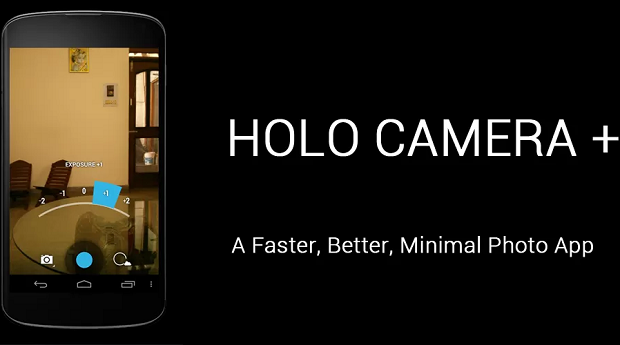 Holo Camera+: Download Fotocamera Android 4.3
