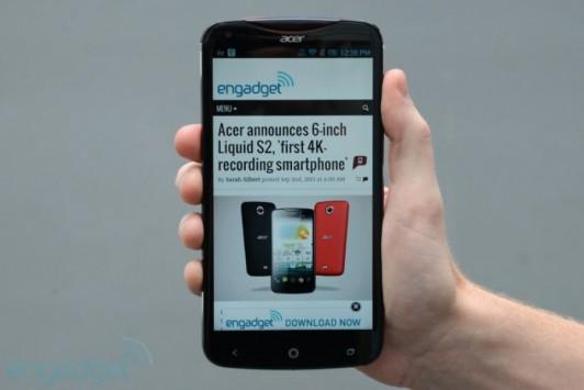Acer Liquid S2: Caratteristiche tecniche e data uscita