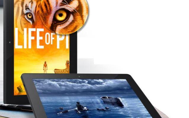 Confronto tra Kindle Fire HDX 8.9 e iPad 4