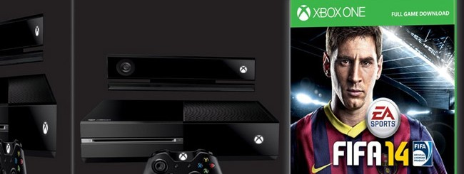FIFA 14 è gratis su Xbox One del Day One