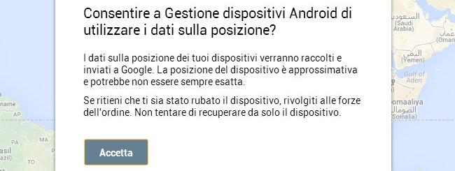 Google Play Dispositivi in Italia