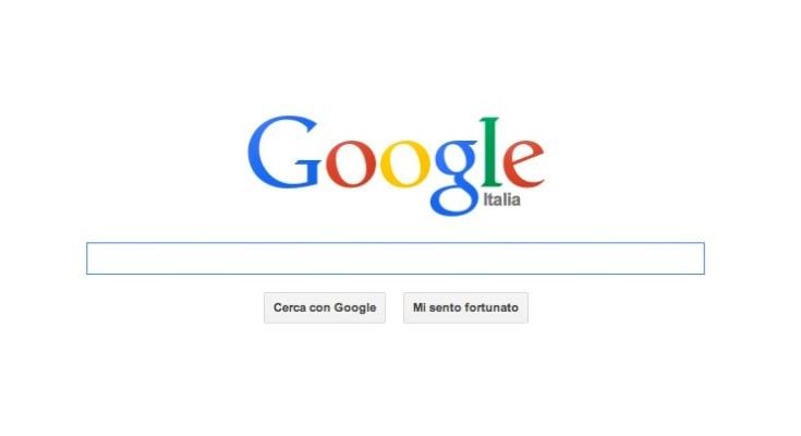 Google: Ufficiale nuovo logo