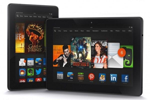 Kindle Fire HDX: Caratteristiche tecniche ufficiali e prezzo