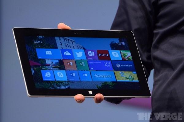 Microsoft Surface Pro 2: Caratteristiche tecniche ufficiali e prezzo