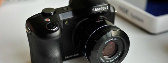 Samsung Galaxy NX: Caratteristiche tecniche, prezzo e data uscita