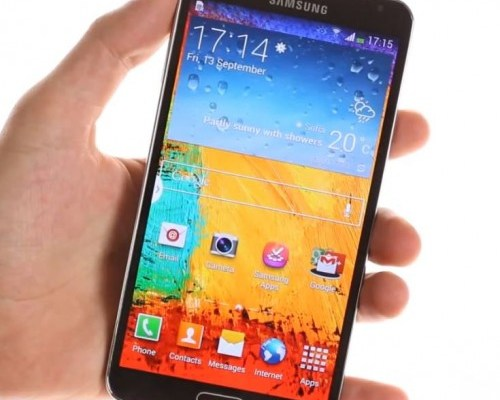 Samsung Galaxy Note 3 in un video unboxing
