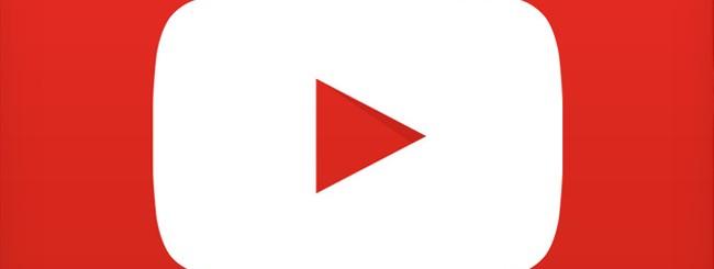 YouTube: Nuovo logo