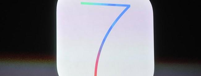 iOS 7: Uscita ufficiale il 18 settembre