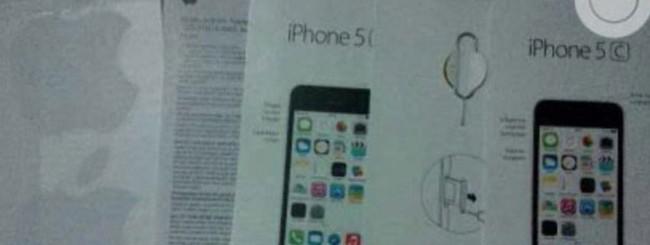 iPhone 5C: Manuale d'istruzioni e custodie