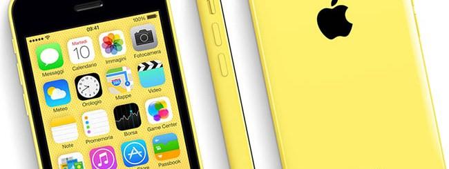 iPhone 5C ottiene un boom dei preordini