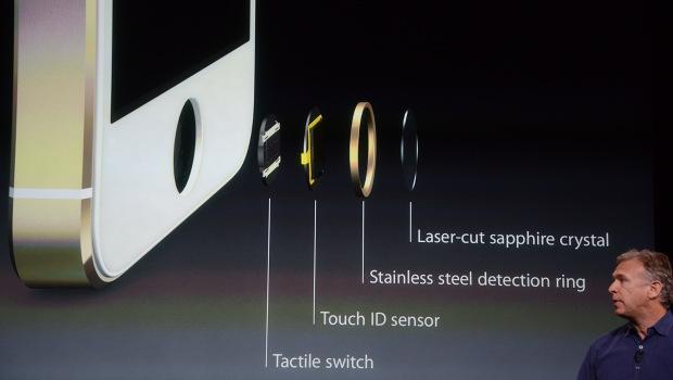 iPhone 5S: Come funziona il sensore di impronte digitali