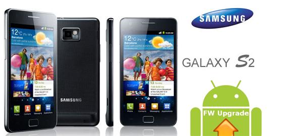 Guida ripristino firmware originale su Samsung Galaxy S2 (I9100)