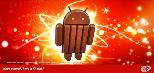 9 sfondi dolciari ufficiali di Android 4.4 KitKat