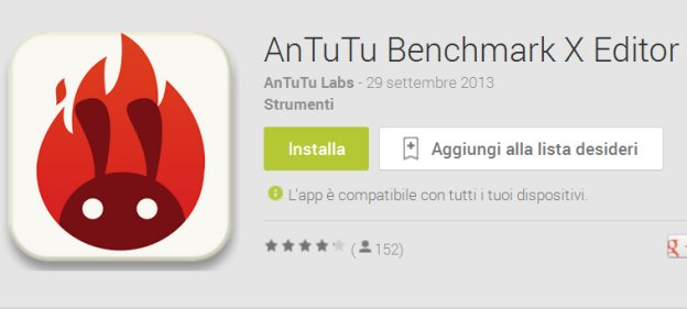 AnTuTu Benchmark X Editor: Non truccare i risultati