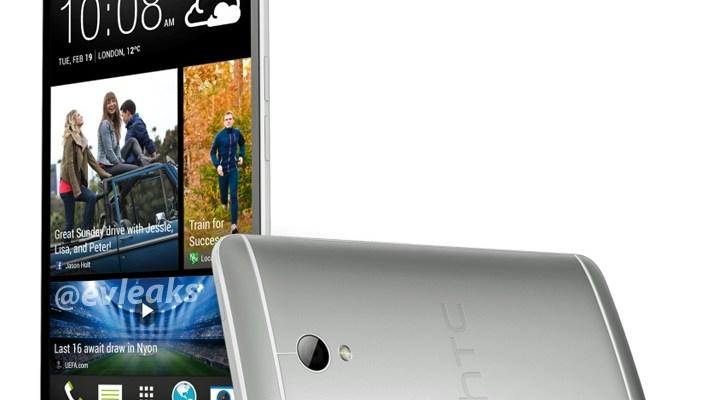 HTC One Max: Caratteristiche tecniche ufficiali