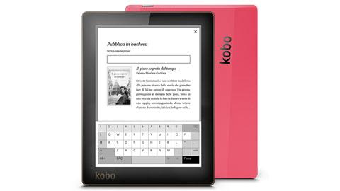 Comprare Kobo Arc 7, Arc 7 HD e Arc 10 HD da Feltrinelli