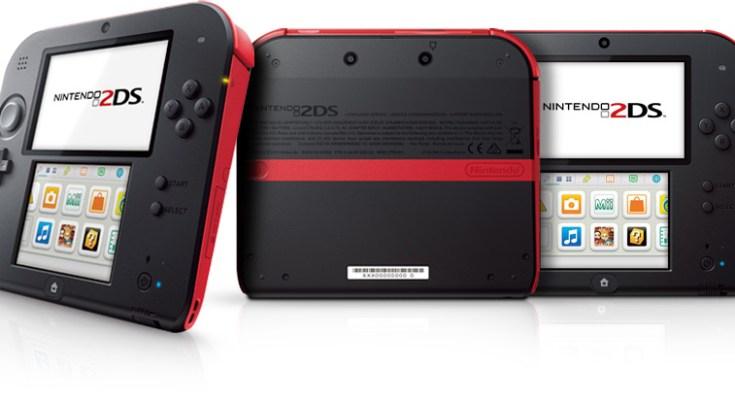 Nintendo 2DS disponibile anche in Italia a 129 euro