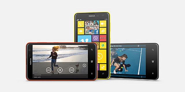 Nokia Lumia 625: Test su batteria