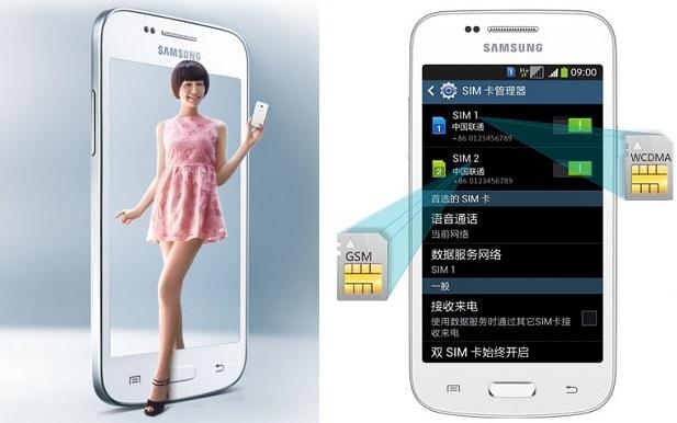 Samsung Galaxy Trend 3: Caratteristiche tecniche