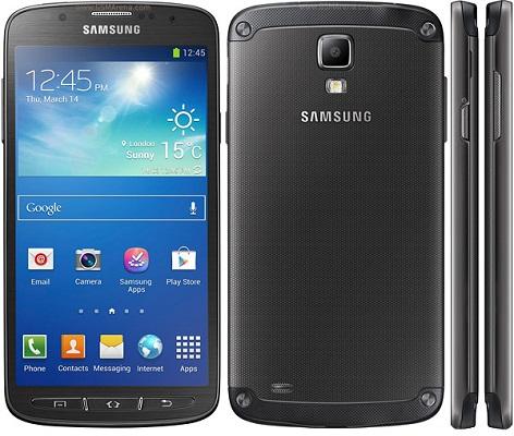 Samsung pubblica manuale Galaxy S4 Active