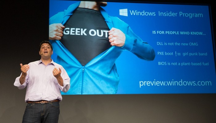 Technical Preview di Windows 10