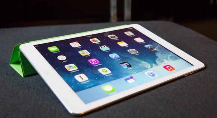 iPad Air 2 vodafone