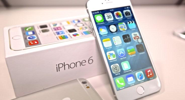 iPhone 6 Wind