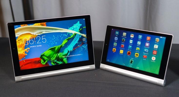 Lenovo Yoga Tablet 2 Italia
