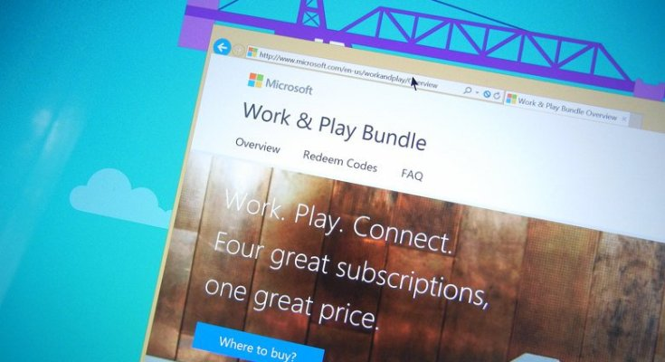 Microsoft Work Play bundle