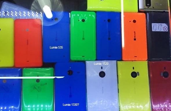 Lumia 1330 leaked