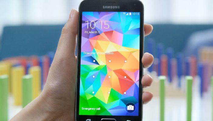 Samsung Galaxy S5 Plus europa