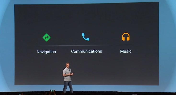 Android Auto google