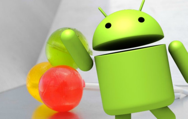 Android Lollipop Factory Image