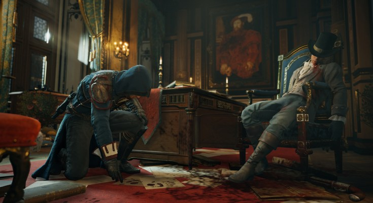 assassin's creed: unity patch