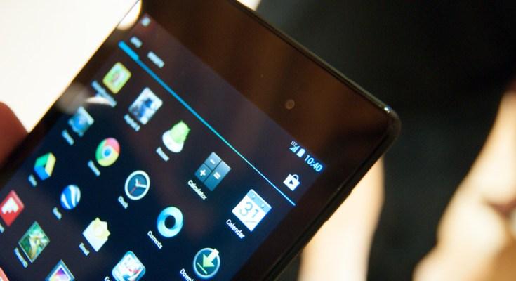 Nexus 7 android lollipop