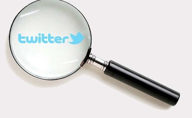 ricerca tweet