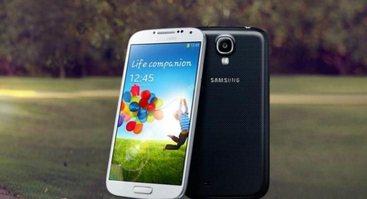 Samsung Galaxy S4 Android Lollipo