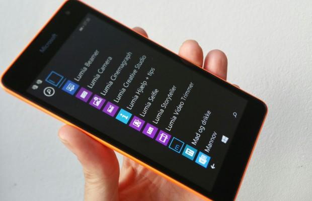 Lumia 535 fix