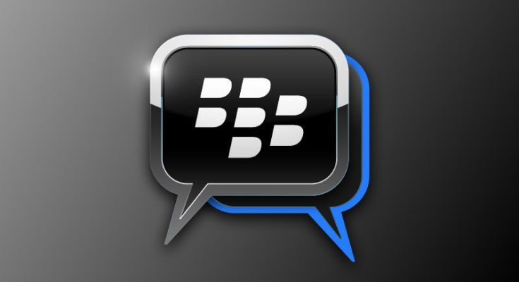 blackberry messenger android lollipop